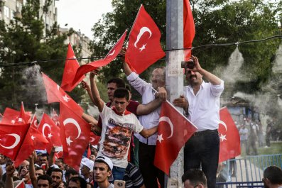 Turkey rally in Diyarbakir