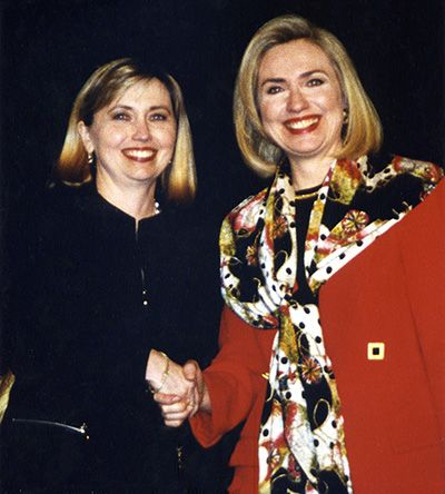 hillary clinton s body double why the conspiracy theories about