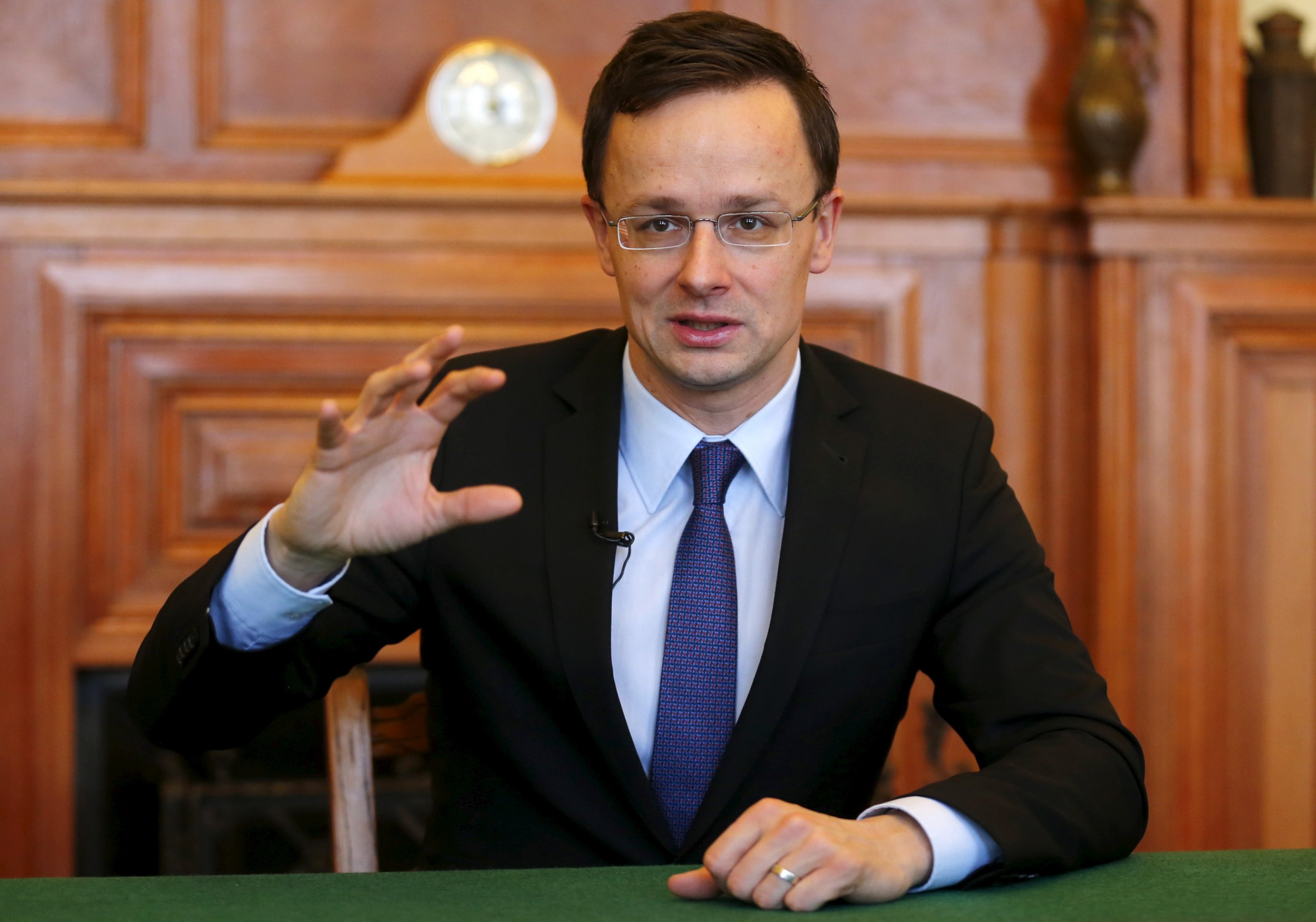 Hungarian Foreign Minister