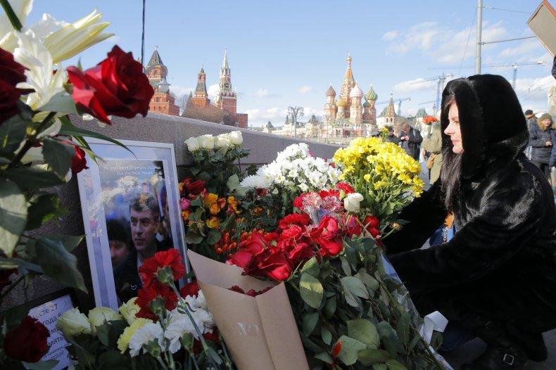 Boris Nemtsov tributes