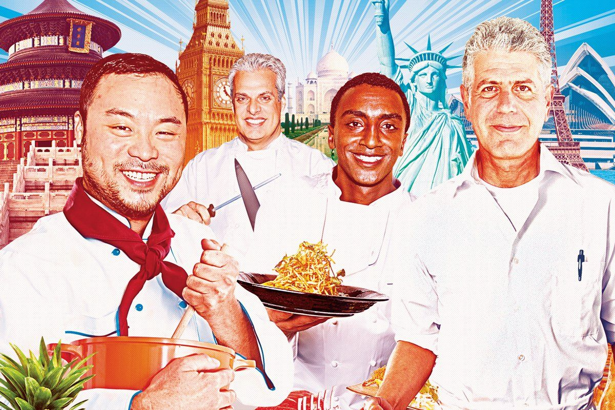 10 Most Famous Chefs in the World - Celebrity Chefs - Zimbio