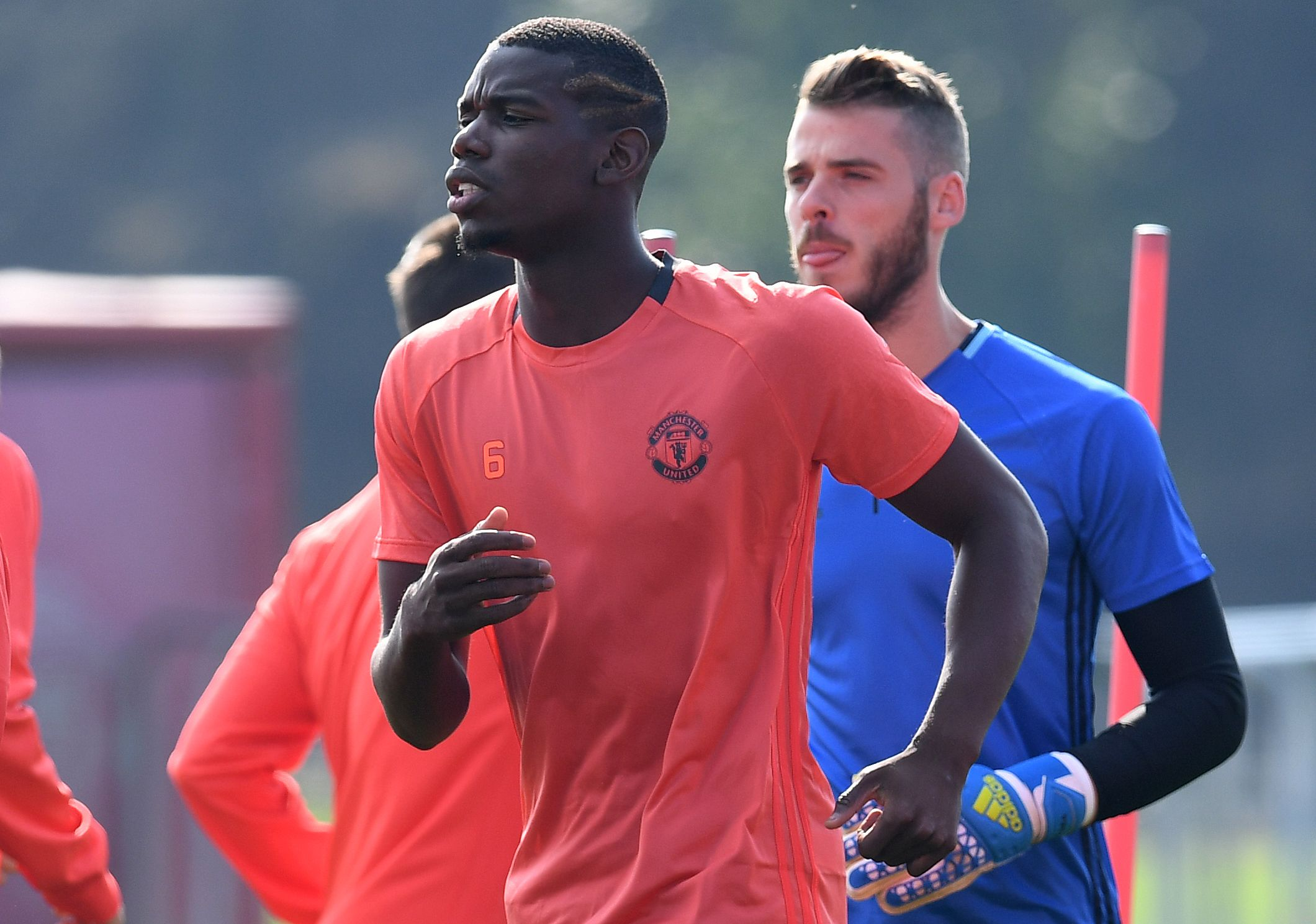 sports shoes fe771 7846a Paul Pogba: Andrea Pirlo on Why Juventus Had to Sell ...