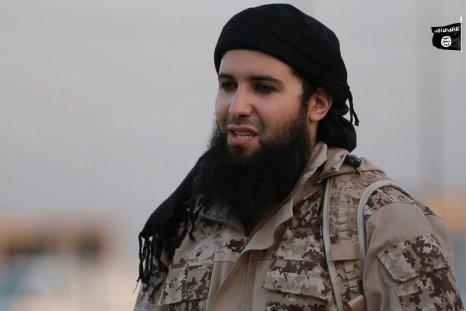 France ISIS Jihadi Rachid Kassim