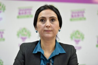 HDP Leader Figen Yuksekdag
