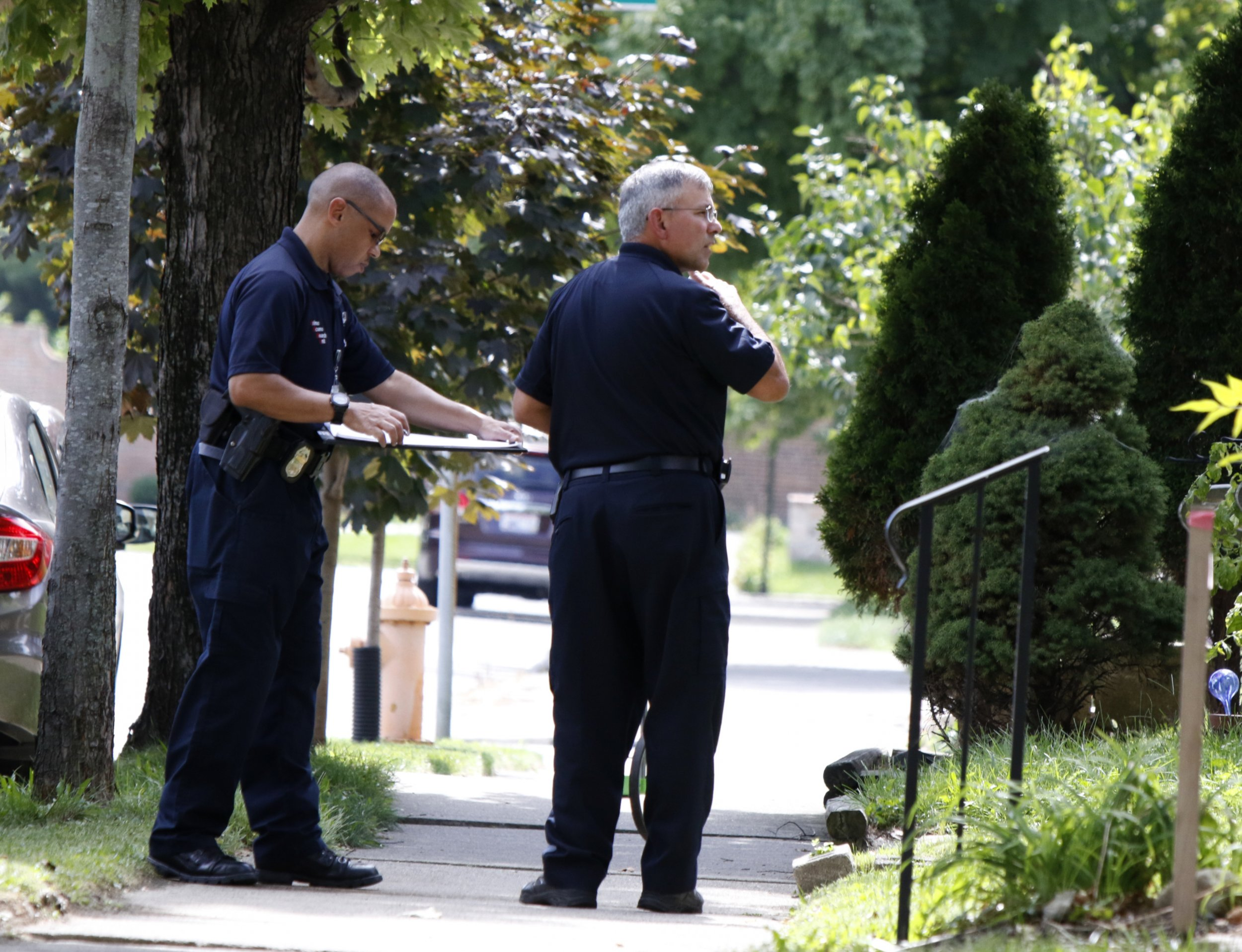 Tyree King police investigation
