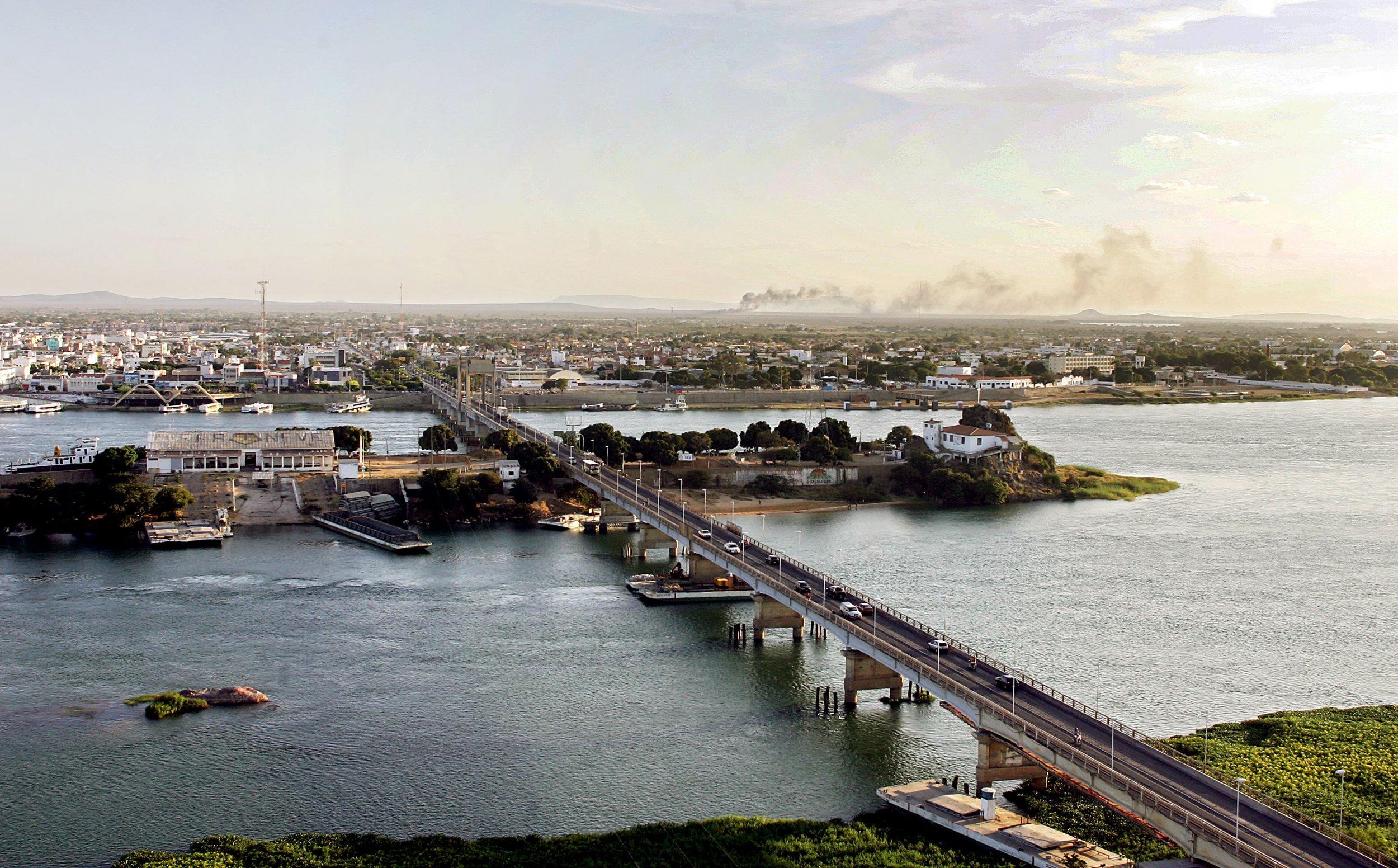 Sao Francisco river