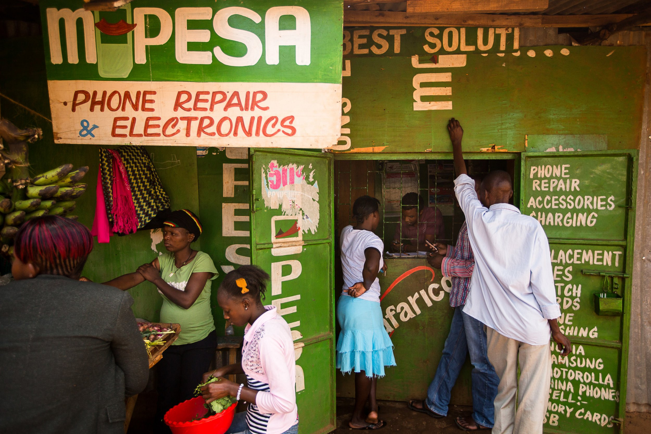 mobile banking in kenya Teaming with nowsecure, the mobile threat landscape for customer-facing  mobile banking apps was analyzed given the prevalence of security  vulnerabilities.