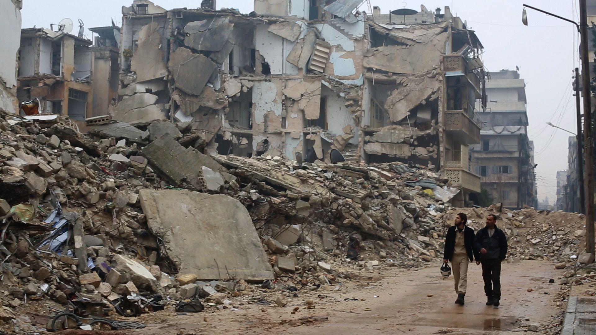 9-16-16 The White Helmets