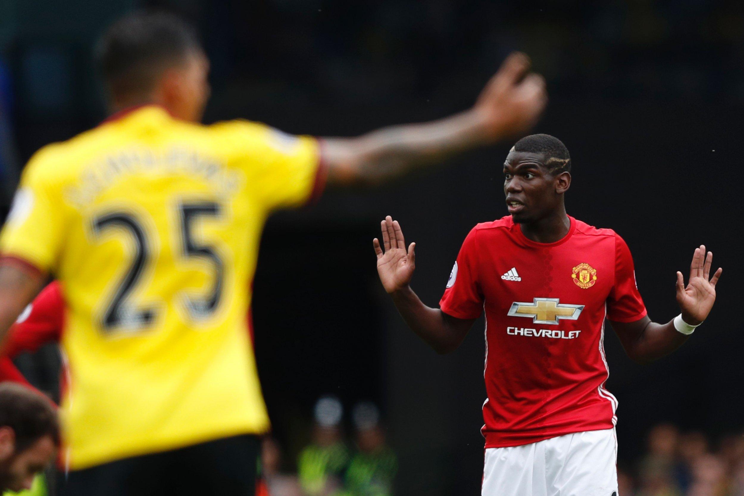 Paul Pogba: Manchester United Star Is Below Par, Admits Agent Mino Raiola