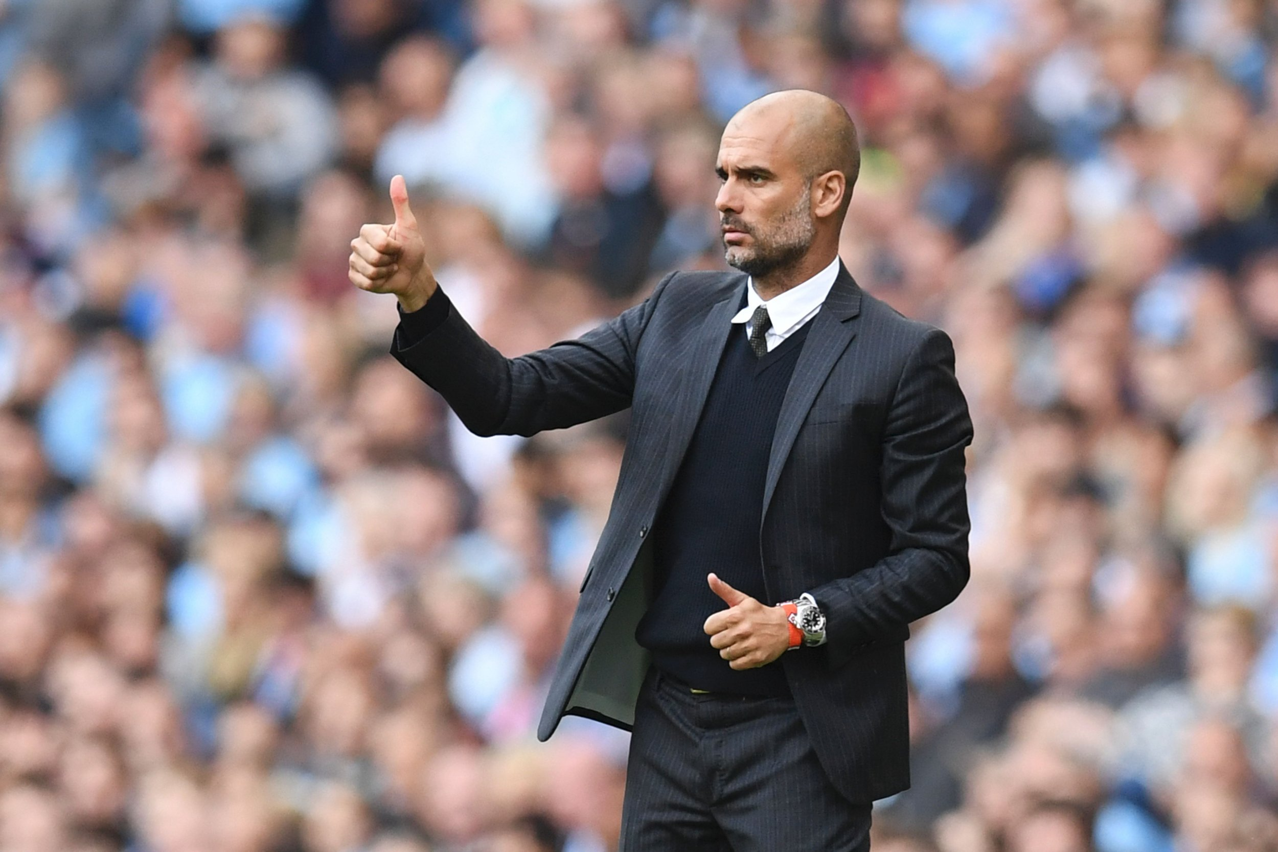 Manager I Manchester City