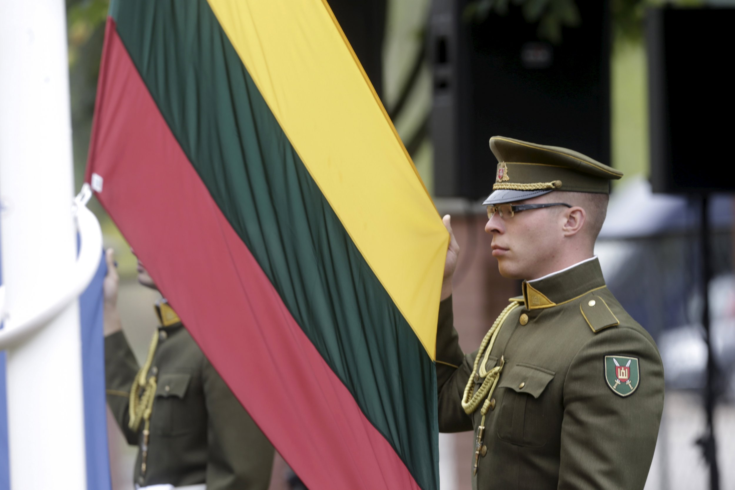 Lithuania Issues Citizens With Third War Survival Manual in Three Years