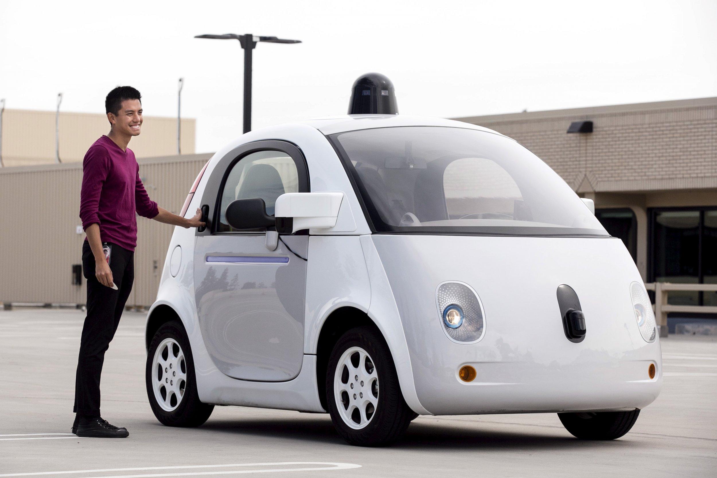 Tesla Employee Company Car