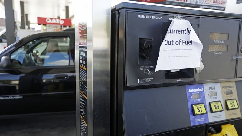 Alabama Pipeline Rupture Threatens Fuel Shortage for Eastern U S