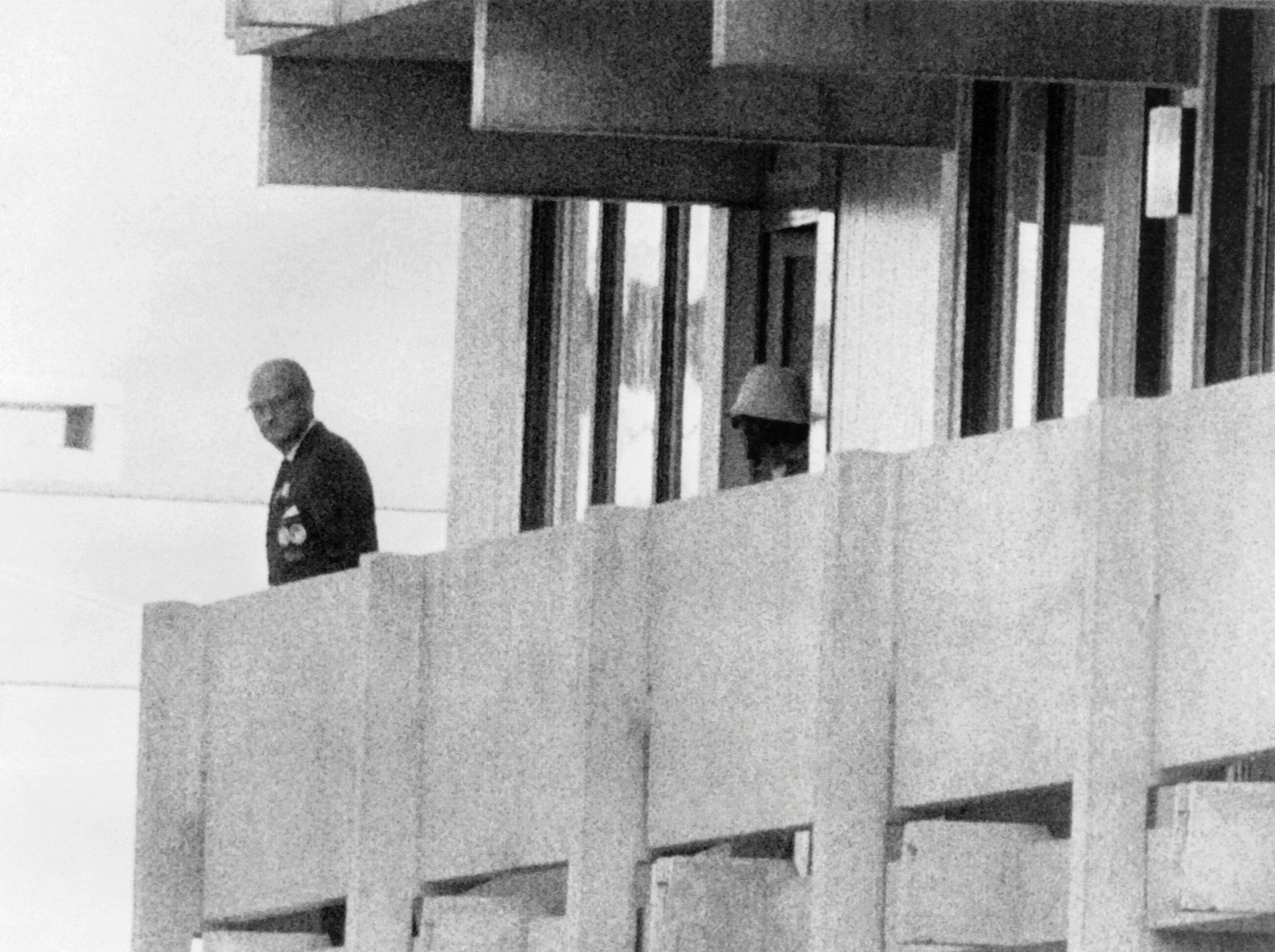 Munich attack in 1972