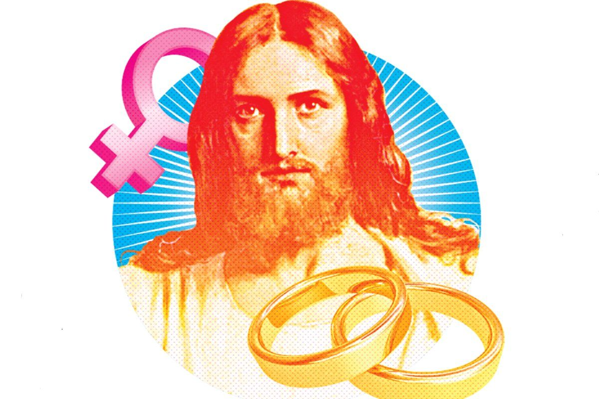 Married Jesus