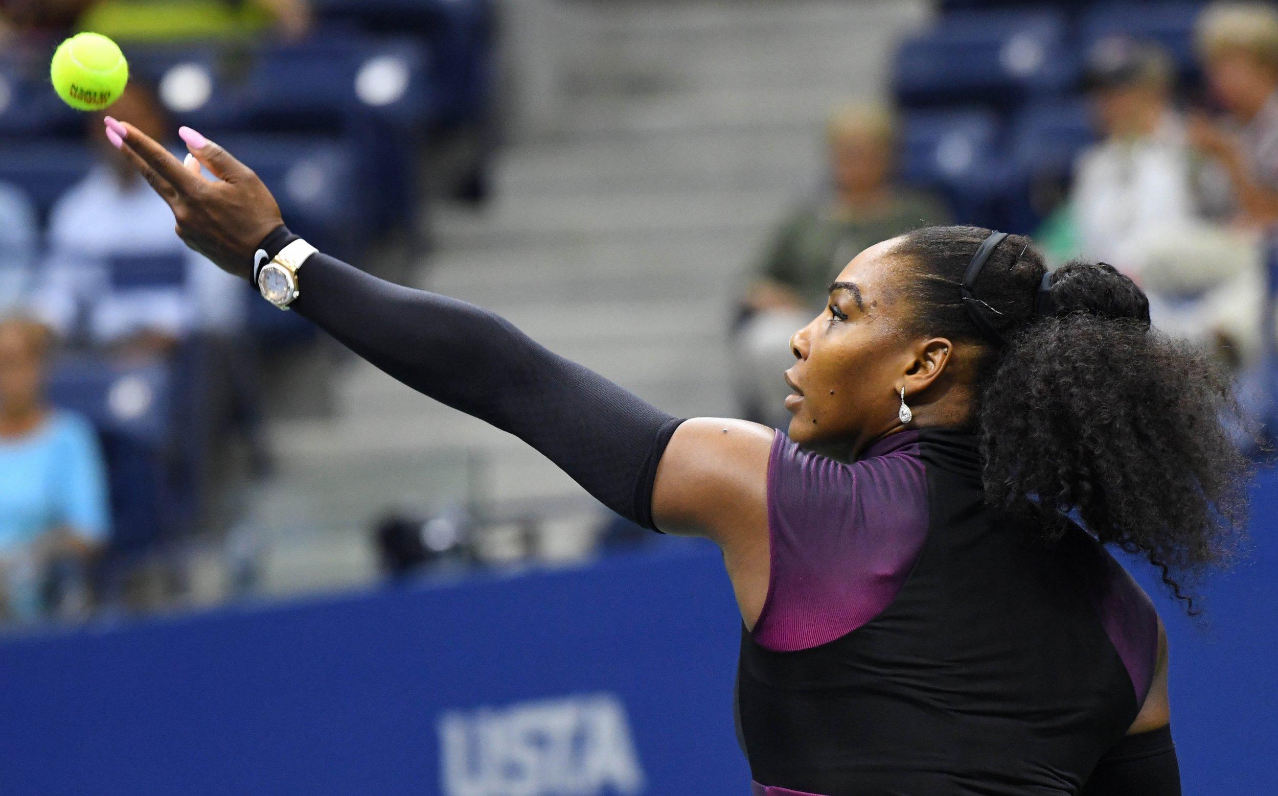9-23-16 Serena Williams
