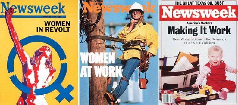 Newsweek Women Covers