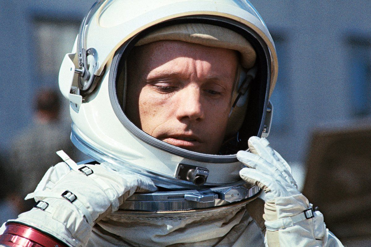 Douglas Brinkley on The Neil Armstrong You Didn't Know