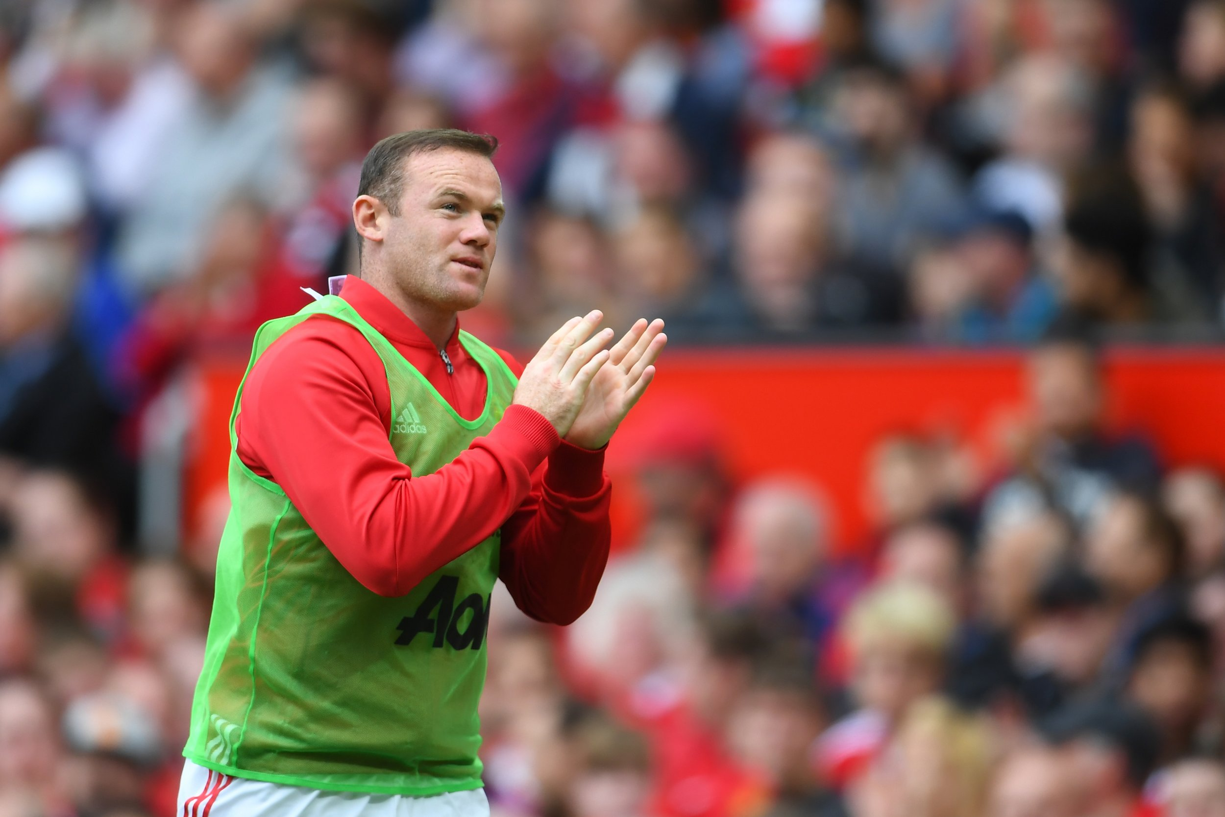 Wayne Rooney Beginning of the End for Manchester United Captain