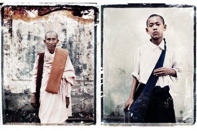 Burma Portraits