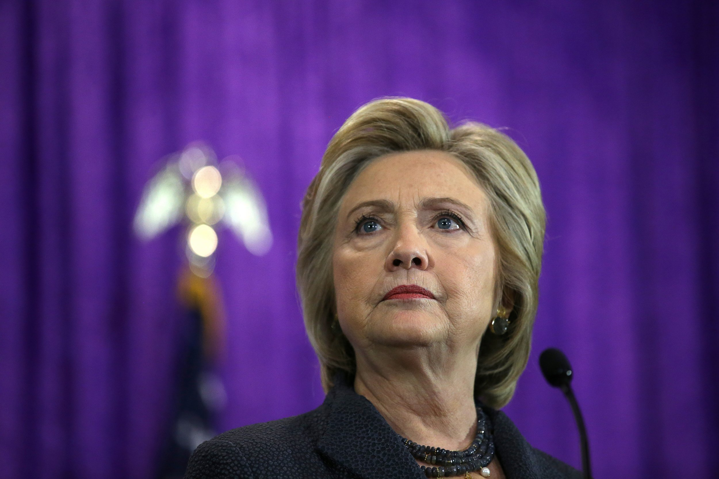 Hillary Clinton's Leaked Speech Excerpts Show She's Embraced Wall Street's Dark Side