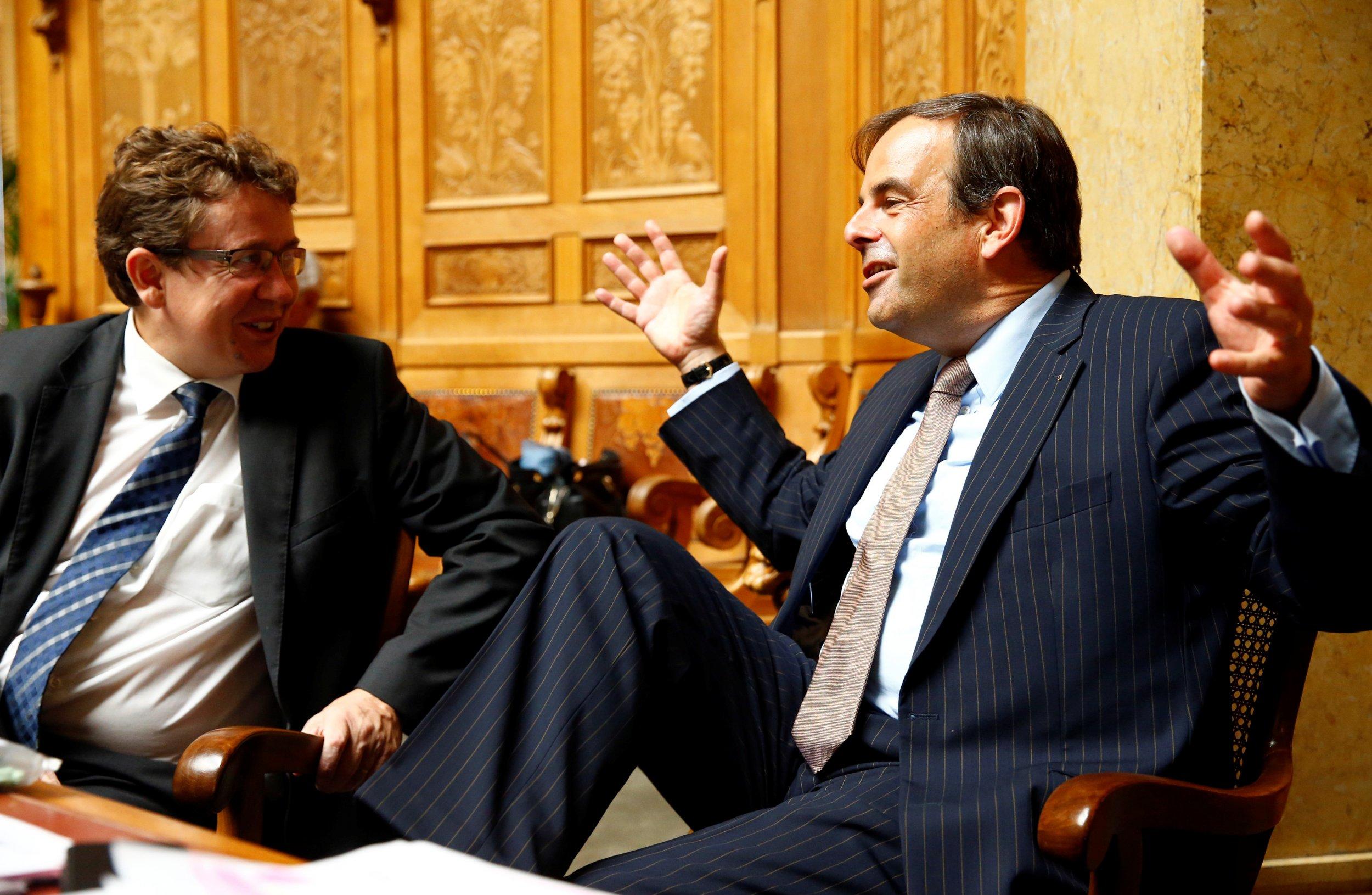 Swiss MPs