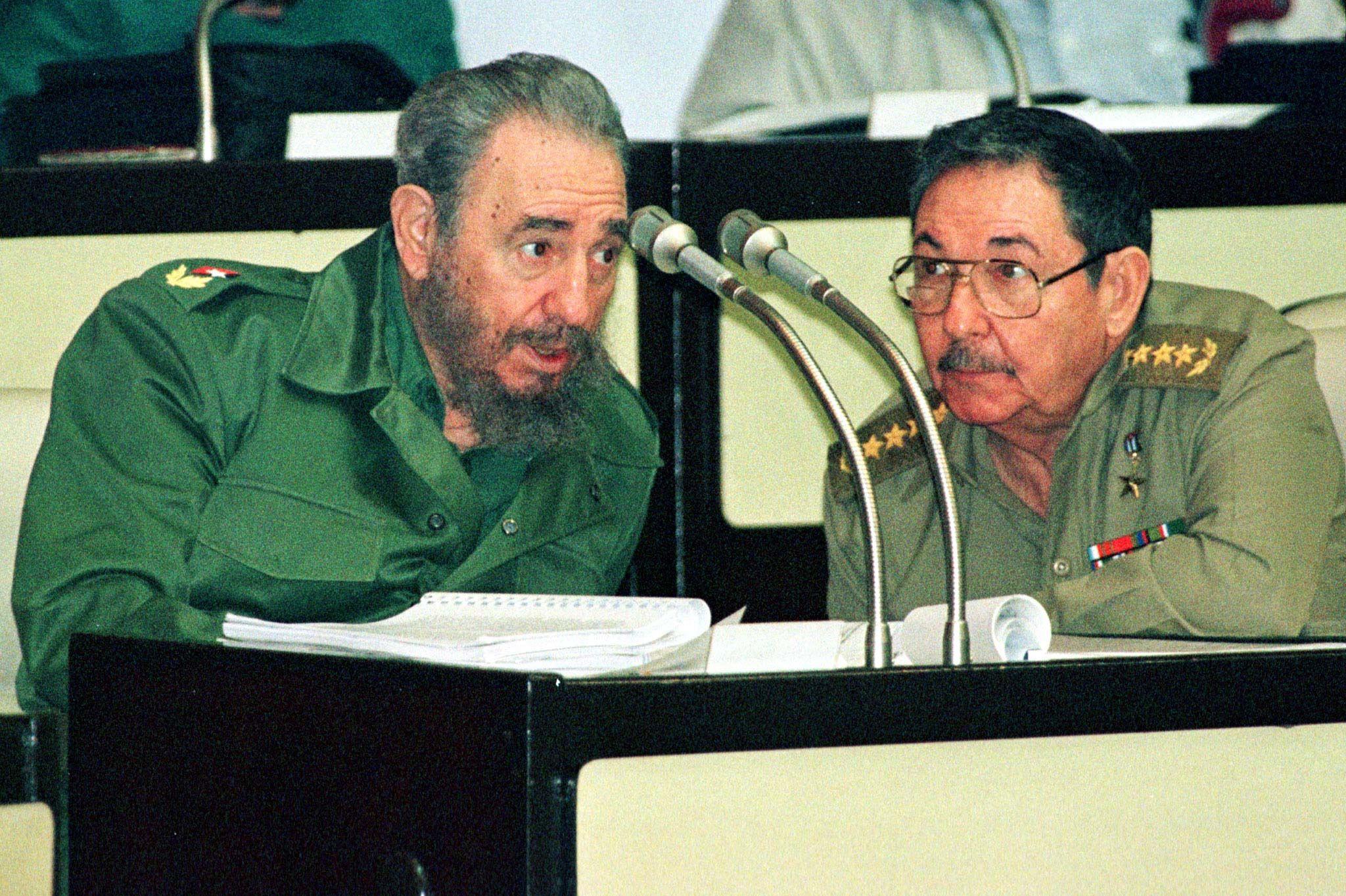 CubaCastro1998