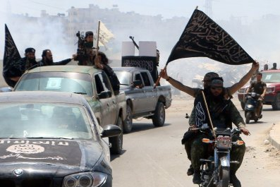 Syria's Nusra Front