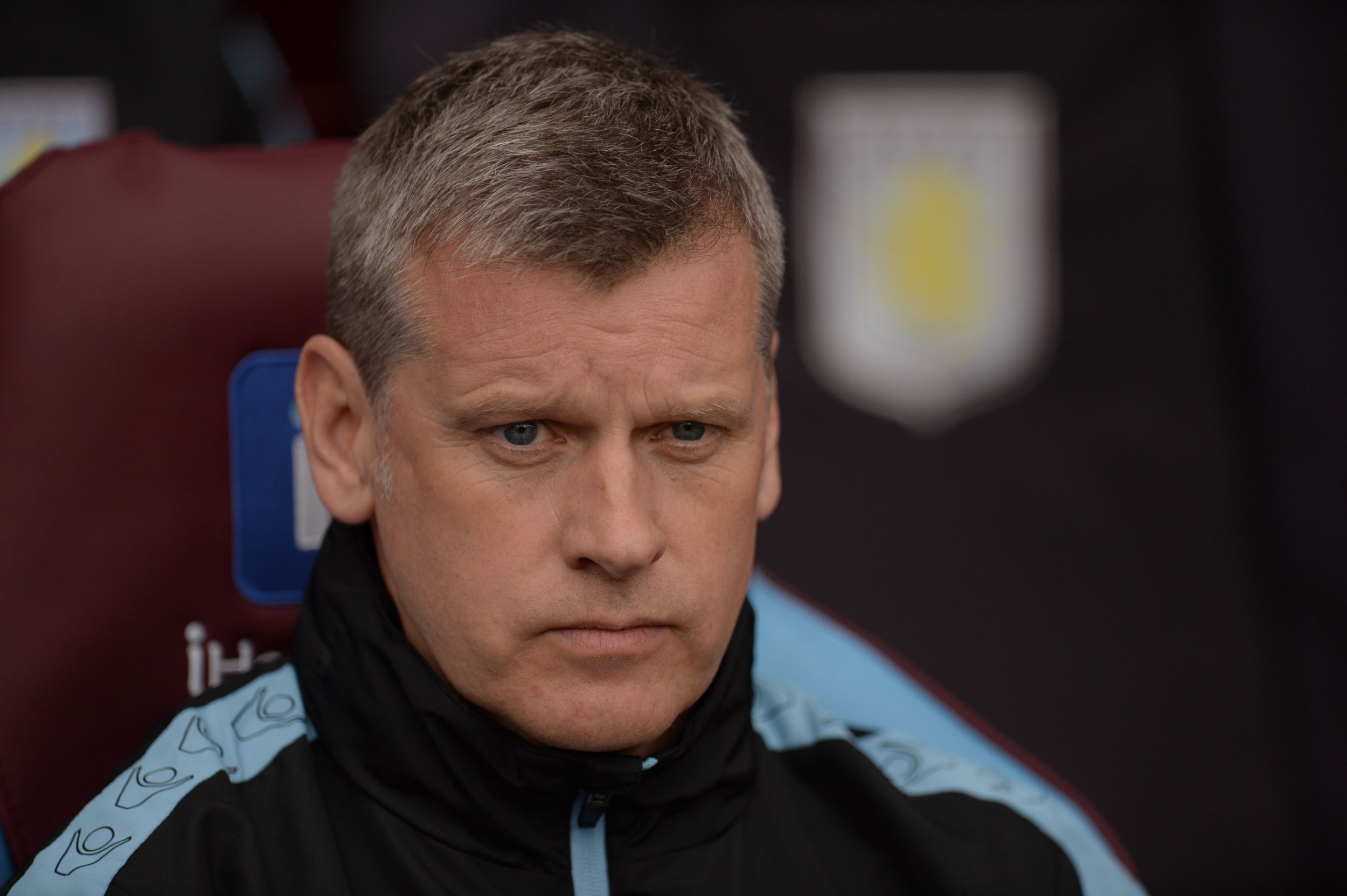 Southampton assistant coach Eric Black.