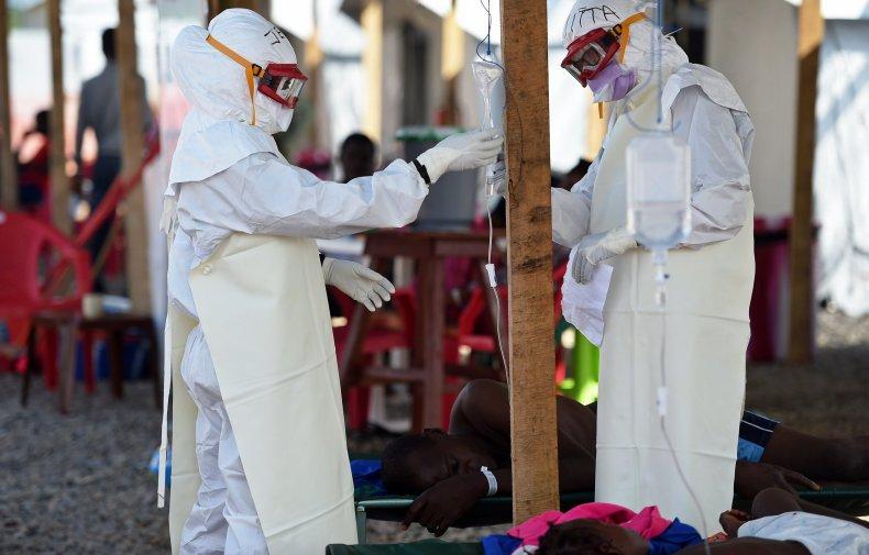 Ebola nurses