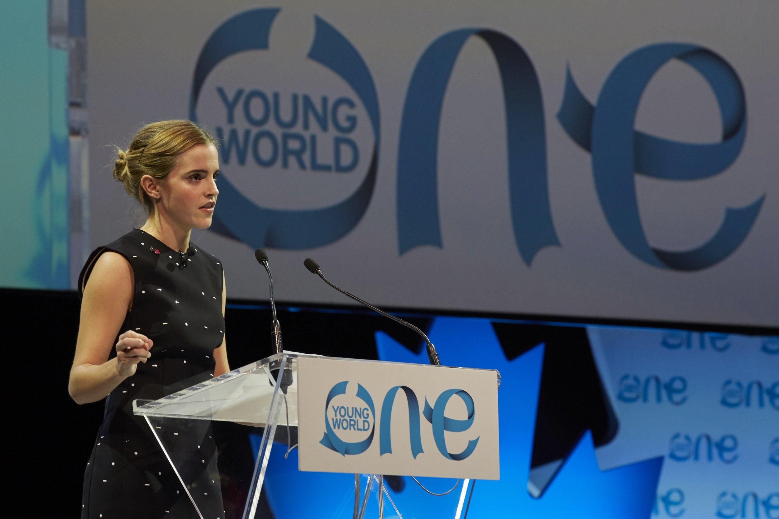 Emma Watson OYW