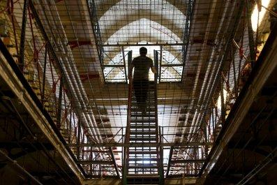 Reading prison