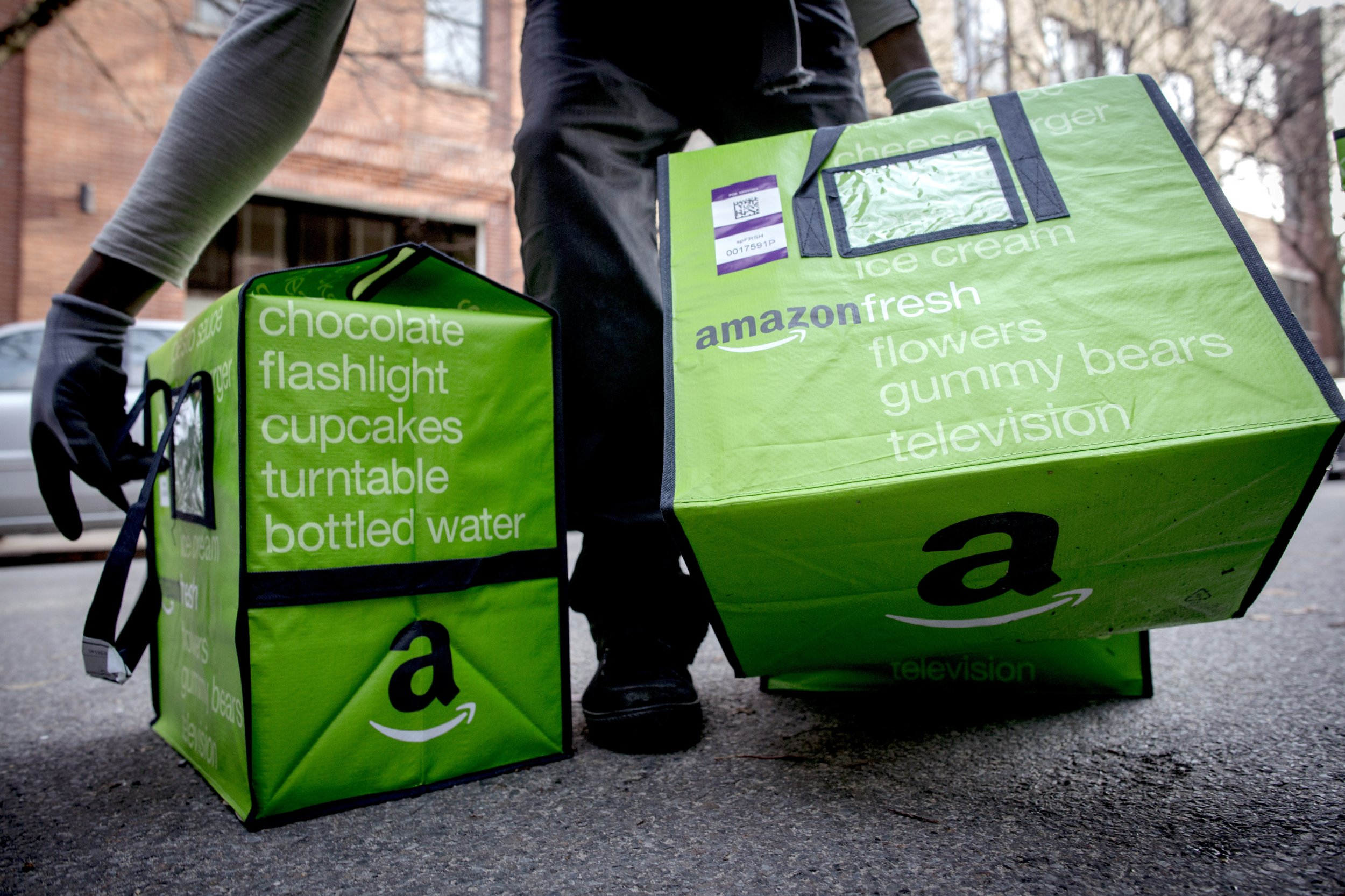 how to start an online grocery delivery business