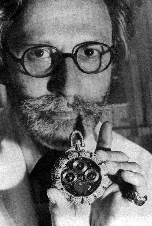 Why the World Still Loves Gerald Genta's Watch Designs