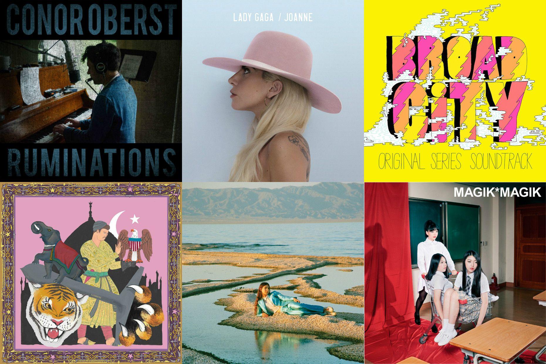 October Albums