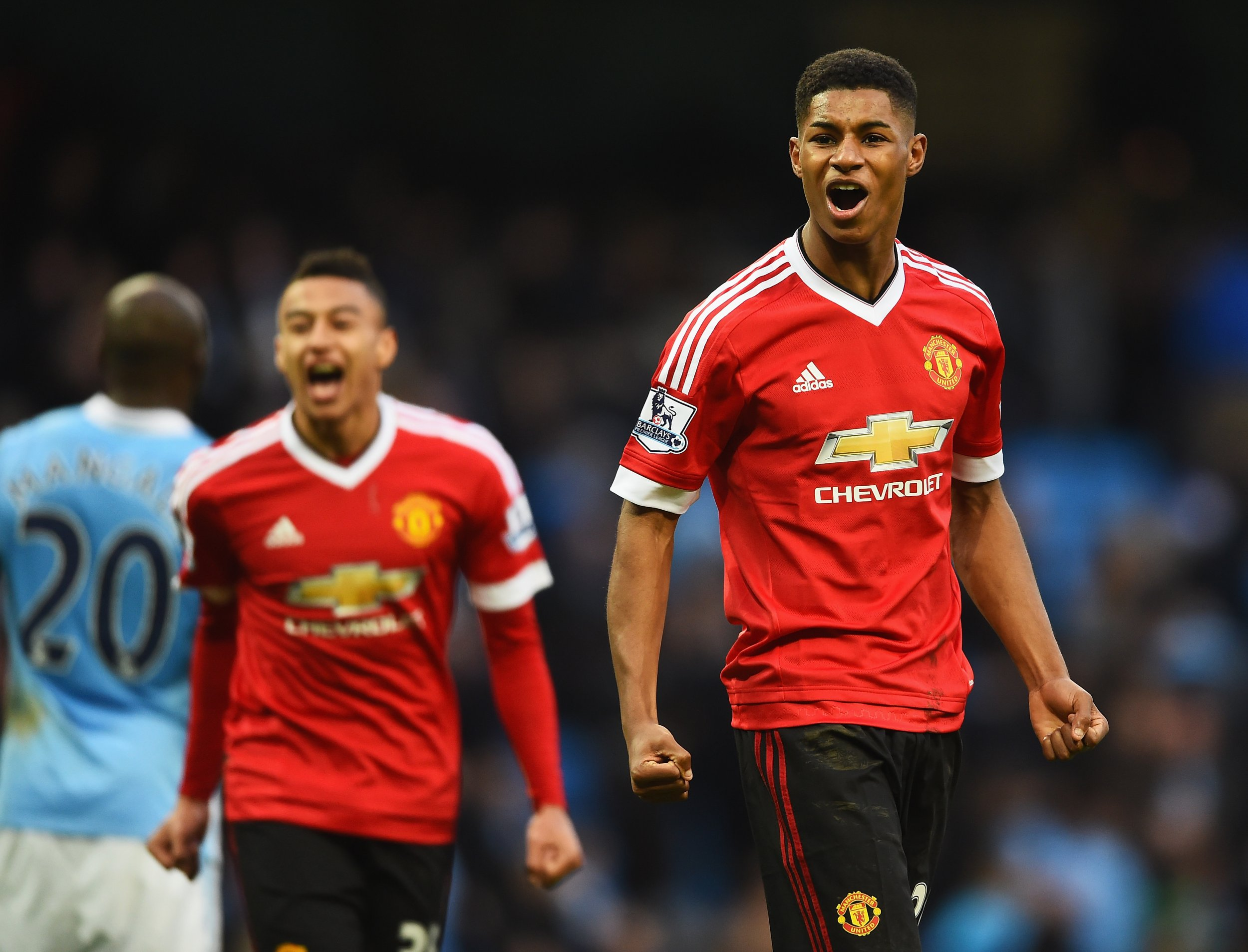 reputable site 7fe03 d33fd Manchester United: Jose Mourinho Youngsters Given England ...