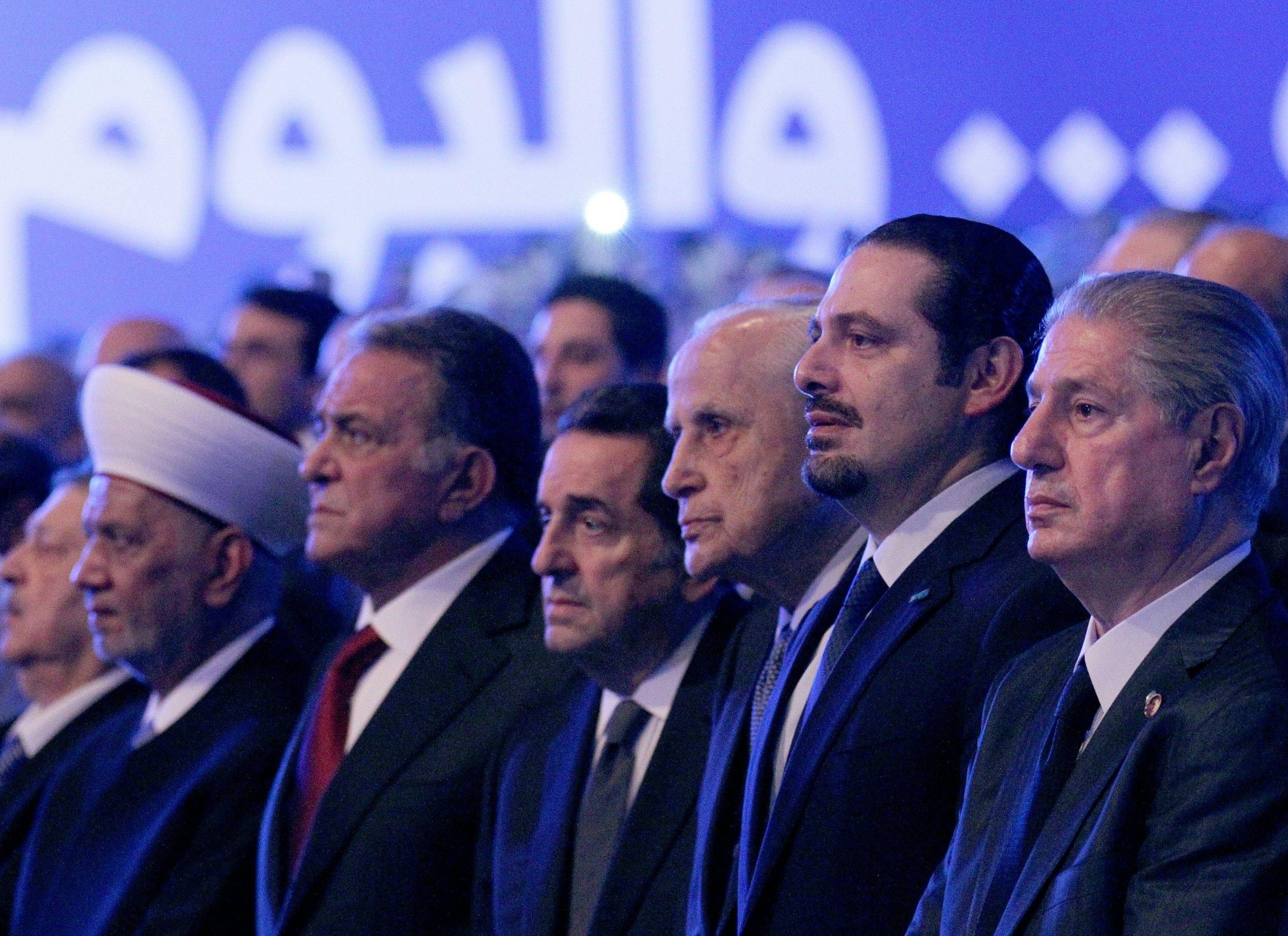 Lebanese political elite