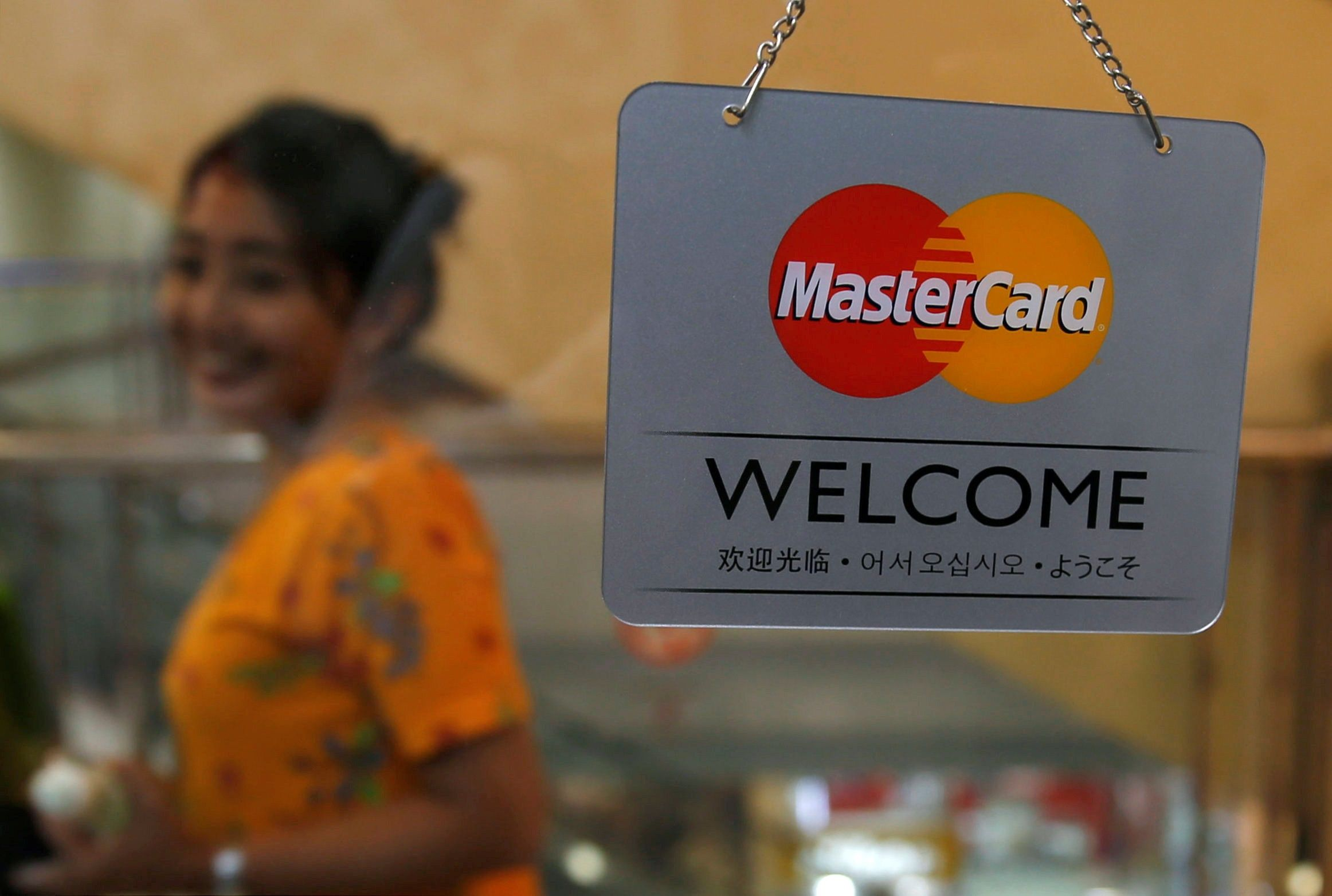 mastercard selfie pay identity check