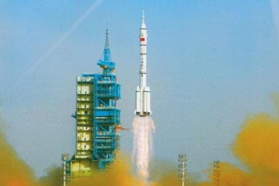 china space tourism