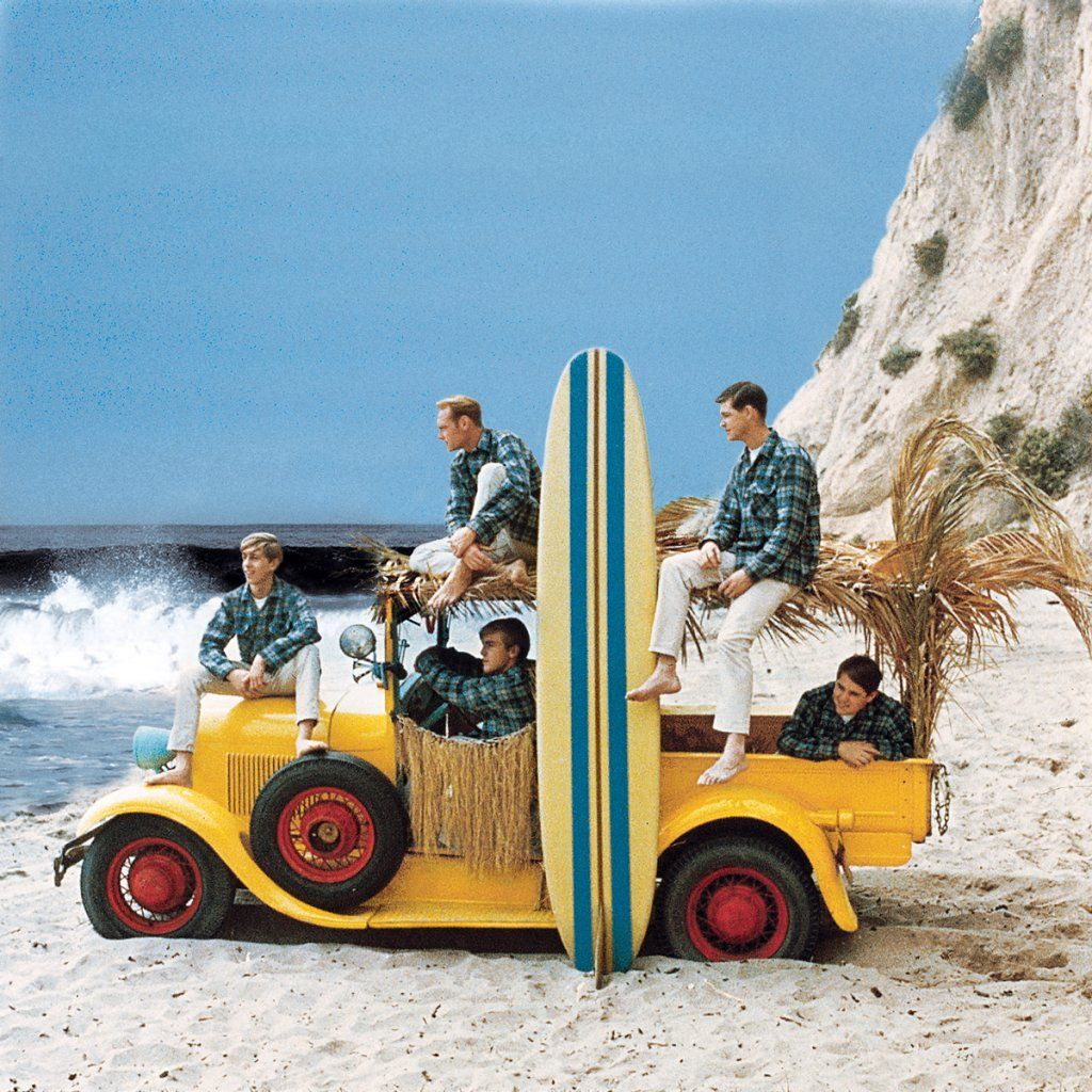 The Beach Boys' Crazy Summer