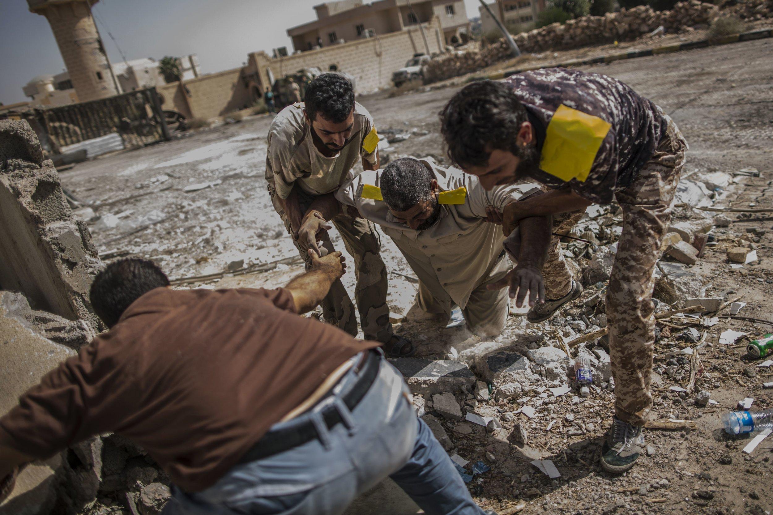 Libyan Sniper