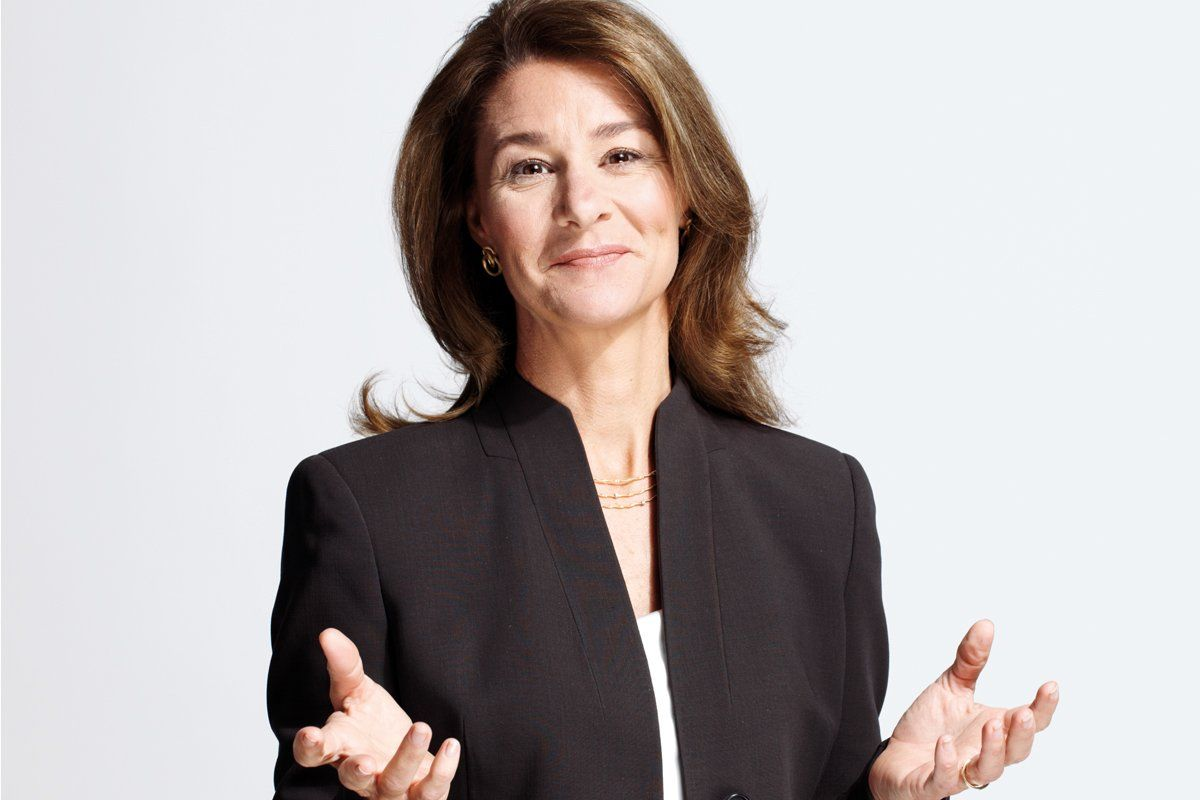 Bill Melinda Gates Foundation: Melinda Gates' New Crusade: Investing Billions In Women's