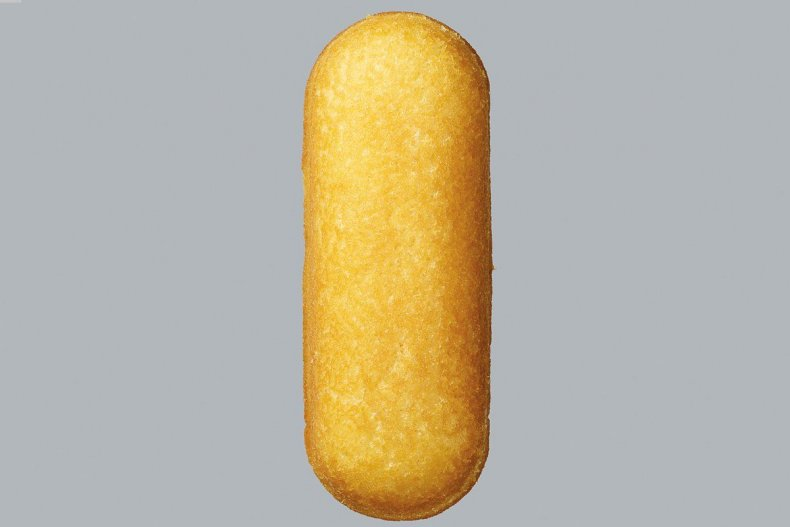 Ingredients of a Twinkie