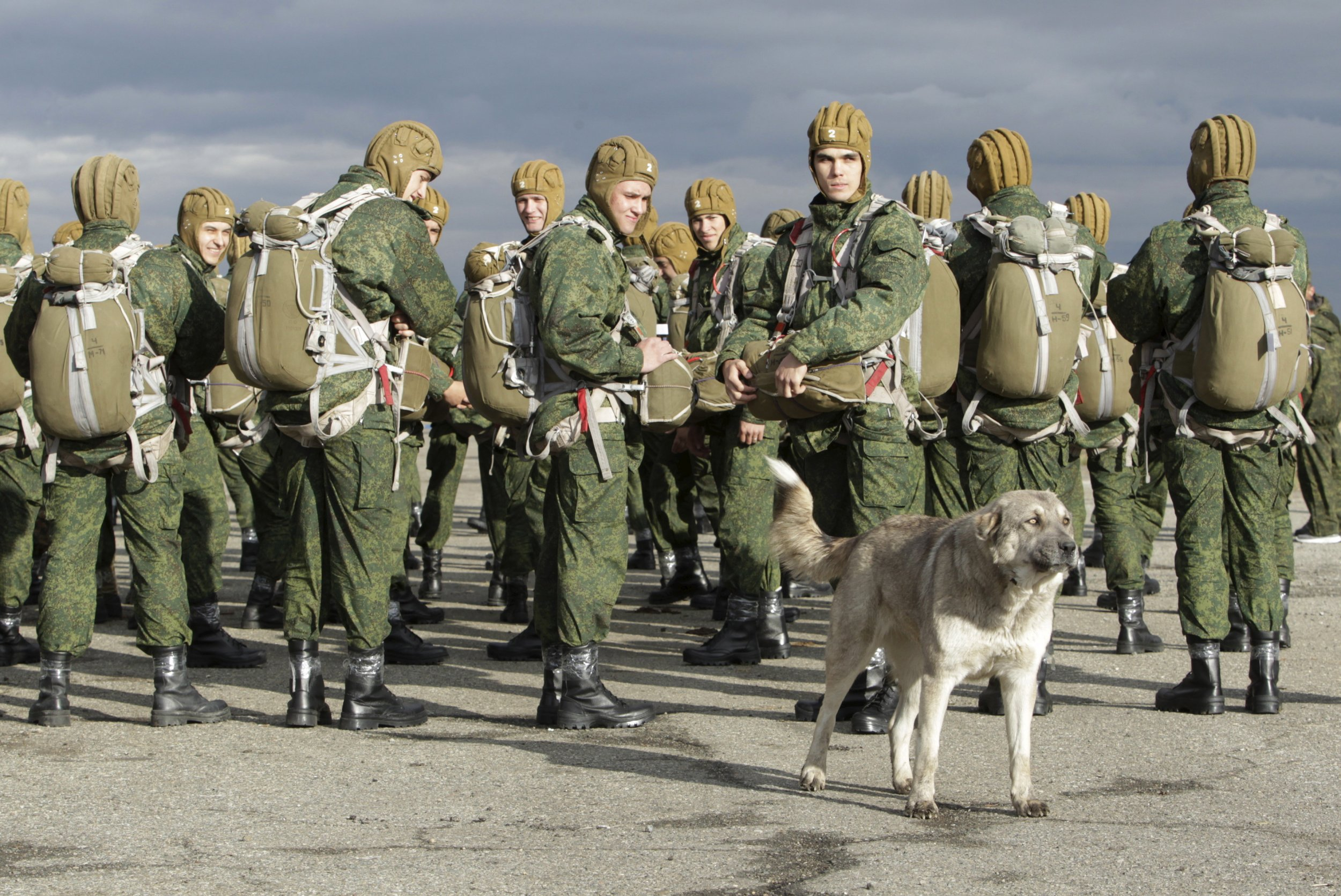 Russia To Deploy Soldiers For First Ever Drill In Africa