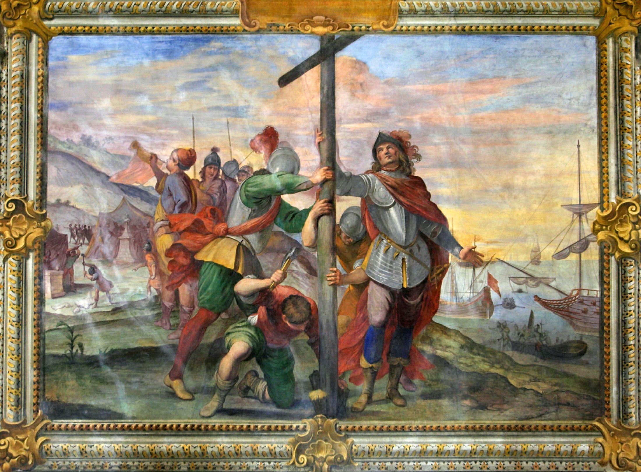 Christopher Columbus: The Greek Prince & Secret Society Member