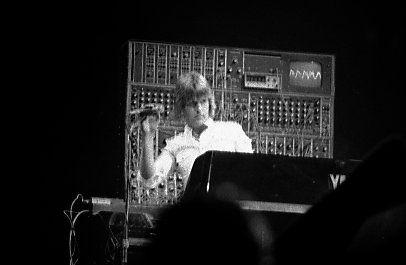 Emerson at keyboard