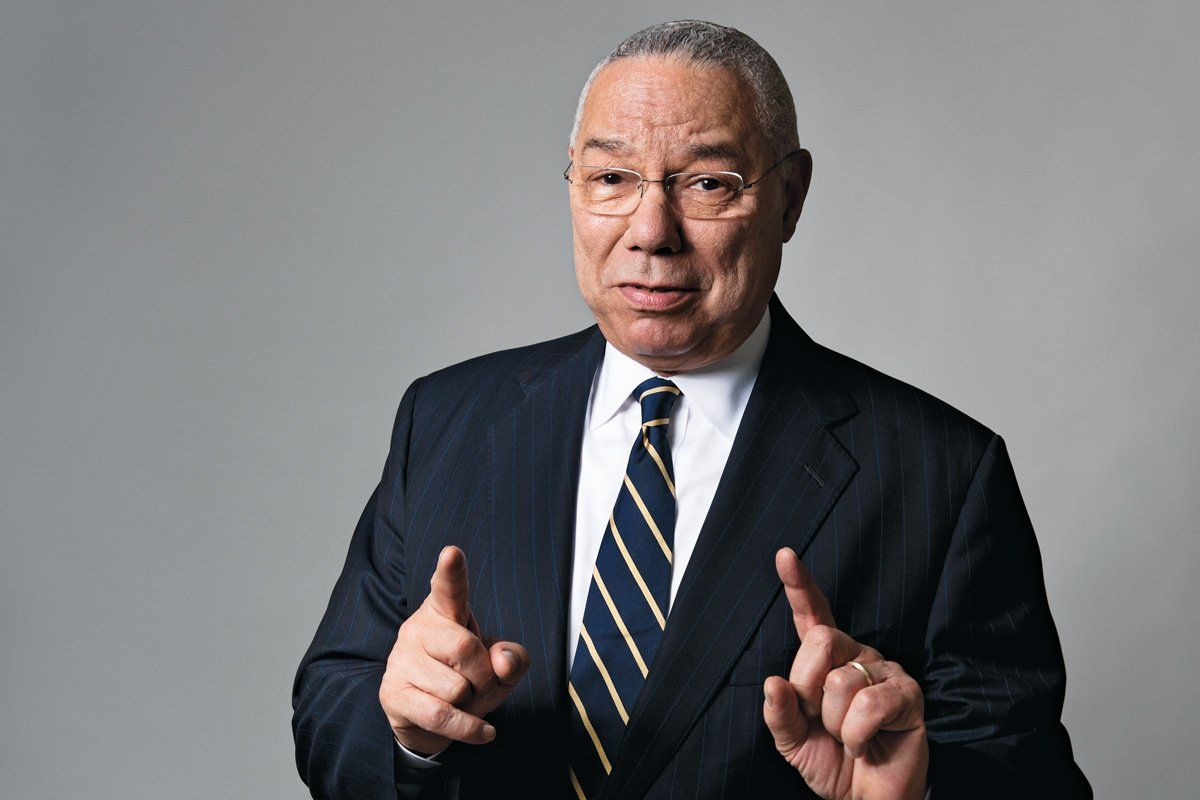 Colin Powell on the Bush Administration's Iraq War Mistakes