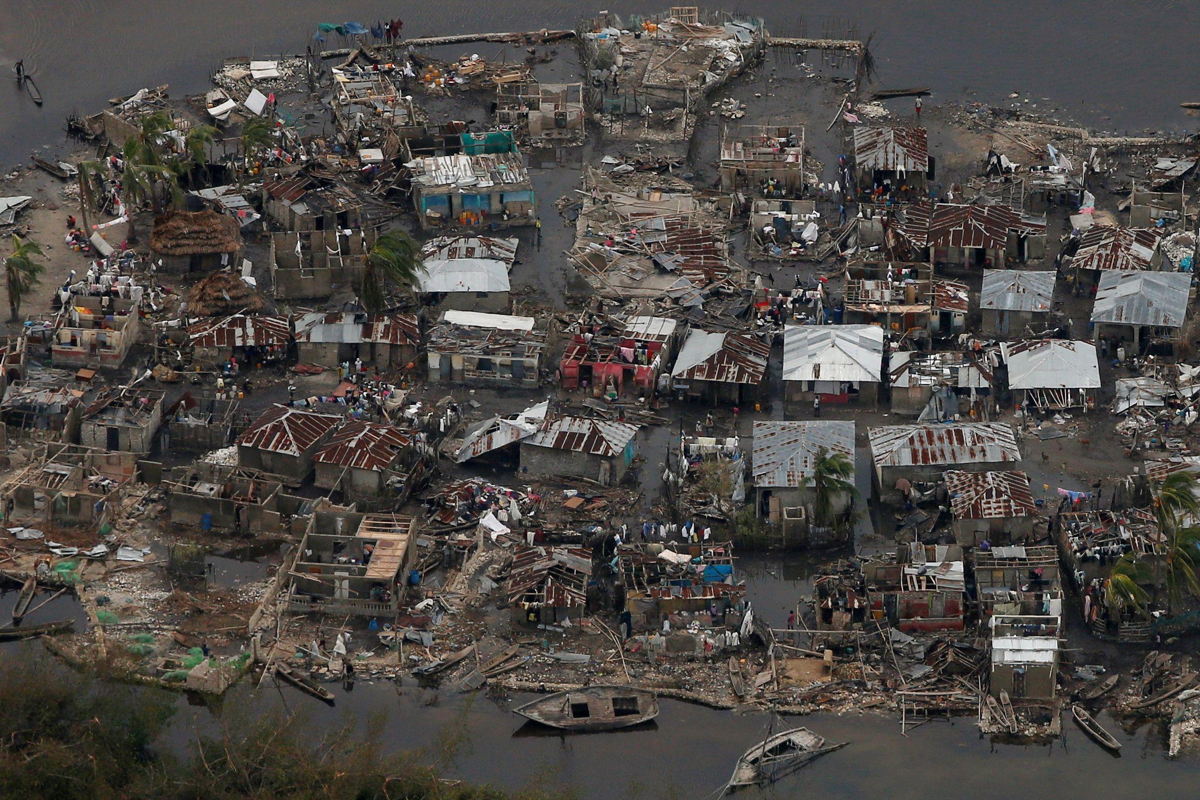 HurricaneMatthewHaiti