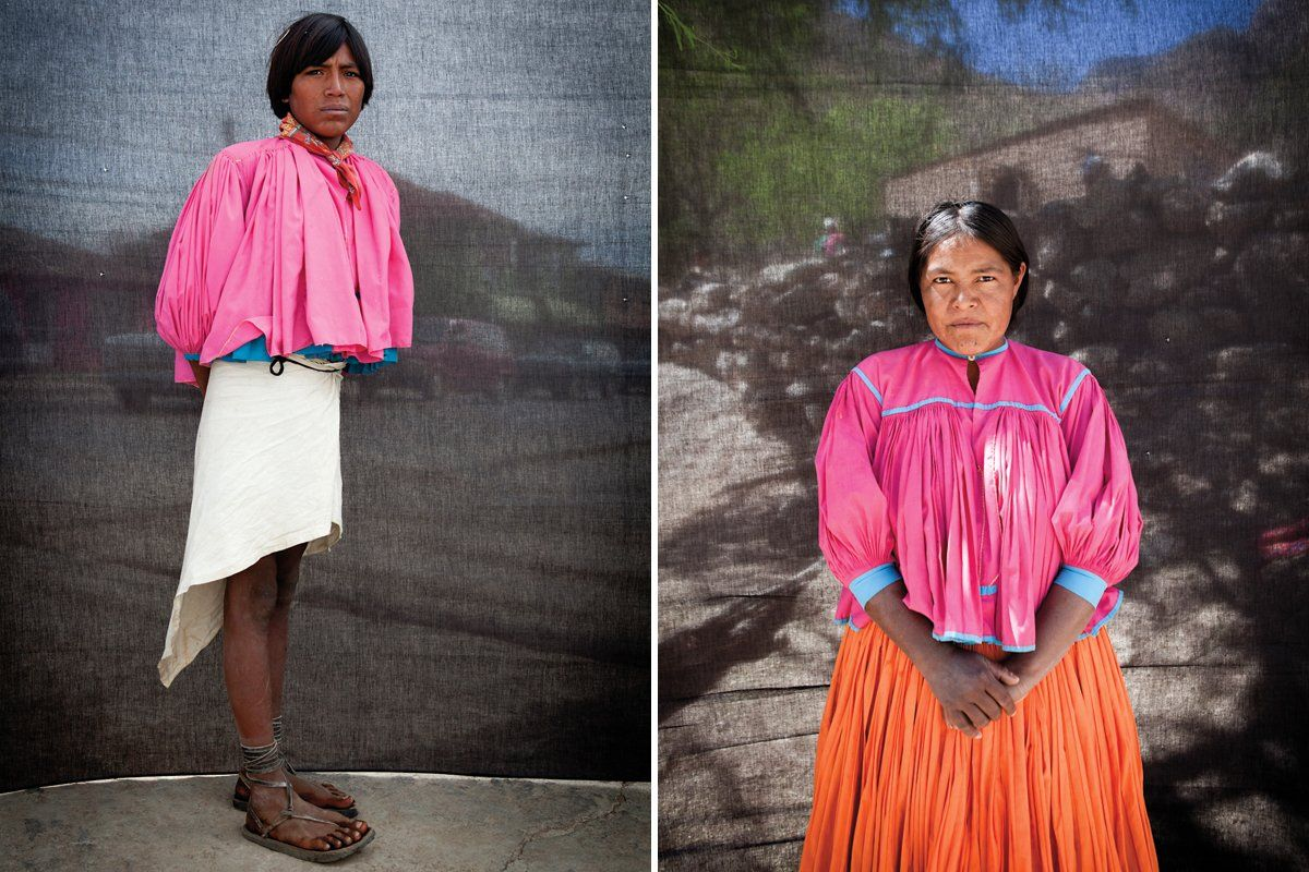 Tarahumara indians