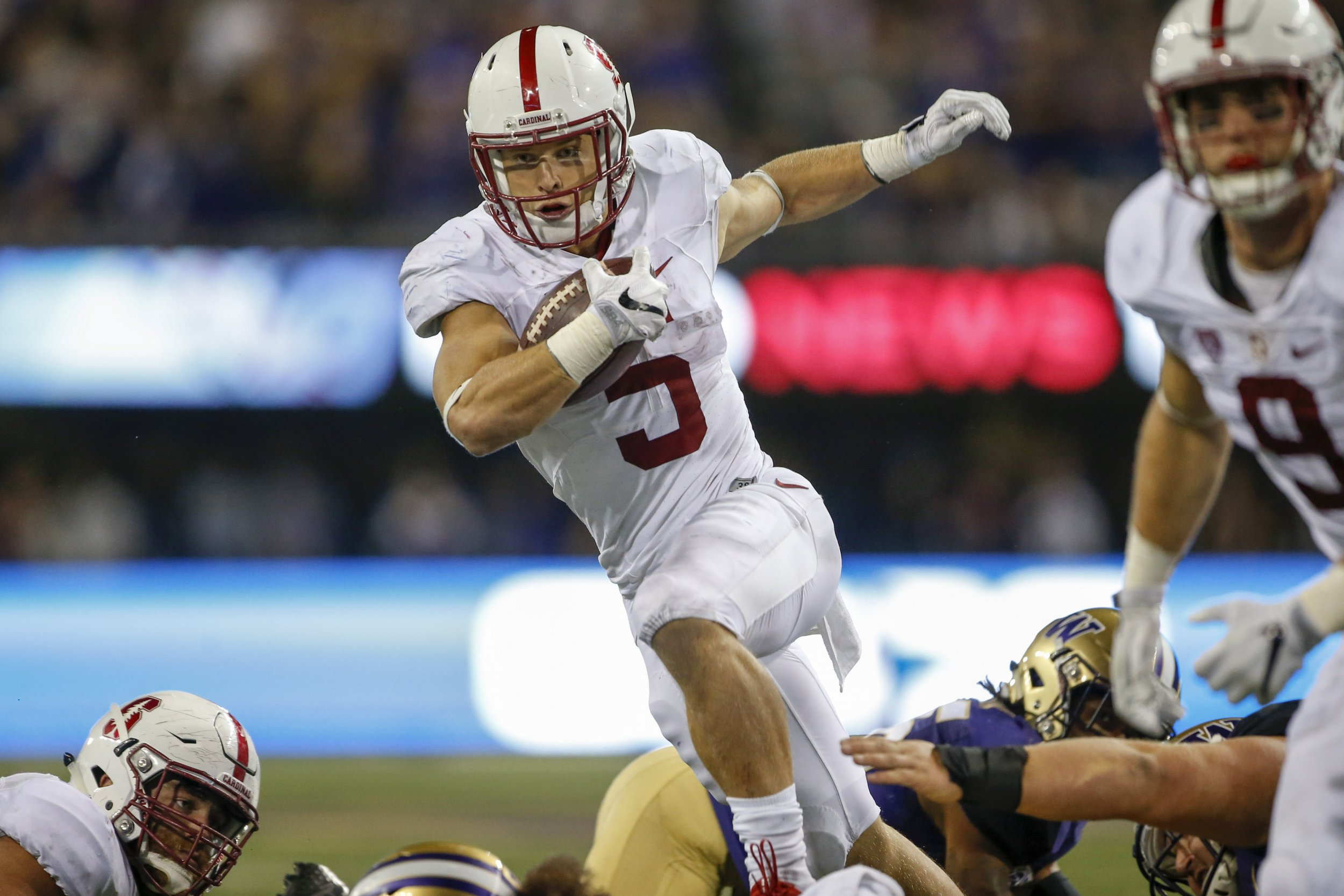 college football com stanford college football score